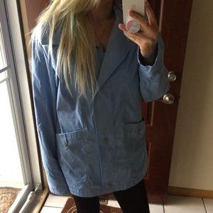 Mackintosh New England   Blue Vintage Jacket